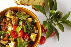 cialledda ricetta tipica panecotto prodotti tipici lucani matera basilicata