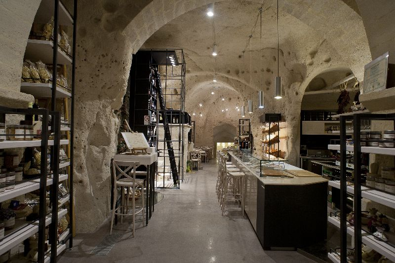 Panecotto Store Matera